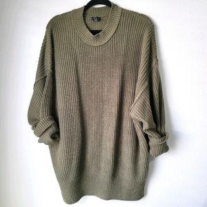 Rue 21 oversized slouchy sweater